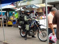 Police In Panama