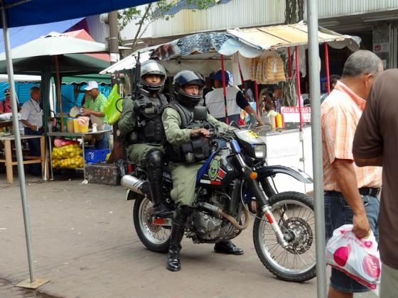 Police In Panama