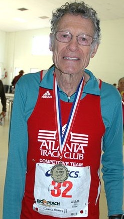 Clarence Hartley - Inspirational Marathon Runner