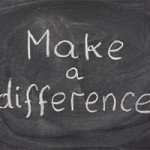 Can You Really Make A Difference?