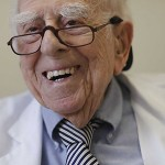 Dr Ephraim Engleman 100 year old doctor longevity