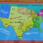 Photo Friday – A Texan's Map Of The United States – Austin, TX, USA