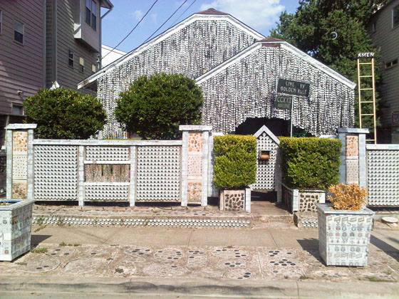 Beer Can House Houston Texas Small