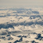 Photo Friday - Greenlandic Beauty From 40,000 Feet - Greenland