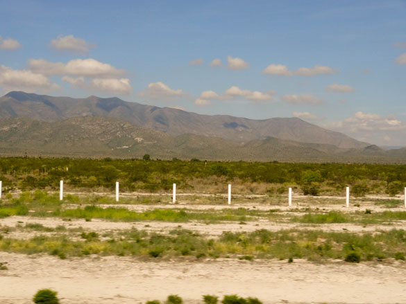 Mexican Scenery