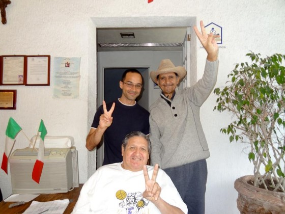 Leon Nursing Home With Luis & Roy
