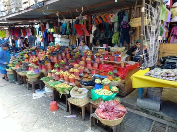 Central Market - Fruit/Veggies