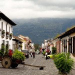 Antigua, Guatemala - Volcanoes, Earthquakes, And Extranjeros