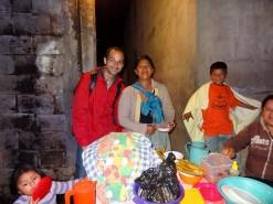 Wonderful Street Food Experience in San Andres Itzapa Guatemala