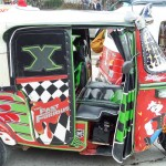 Photo Friday – The Fast And The Furious Rikshaw – San Andres Itzapa, Guatemala