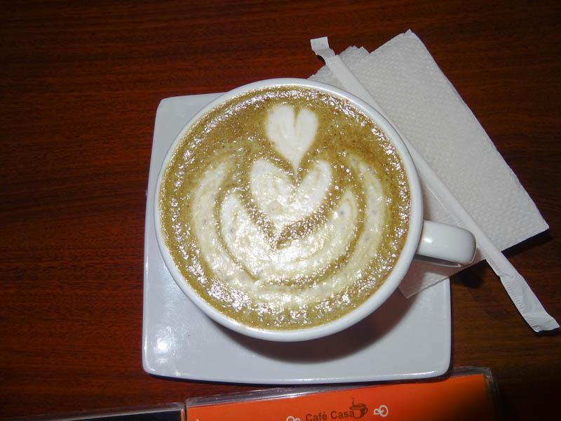 Mocca Mint Coffee - amazing