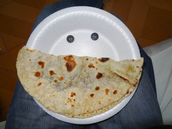 Baleadas Make Me Happy