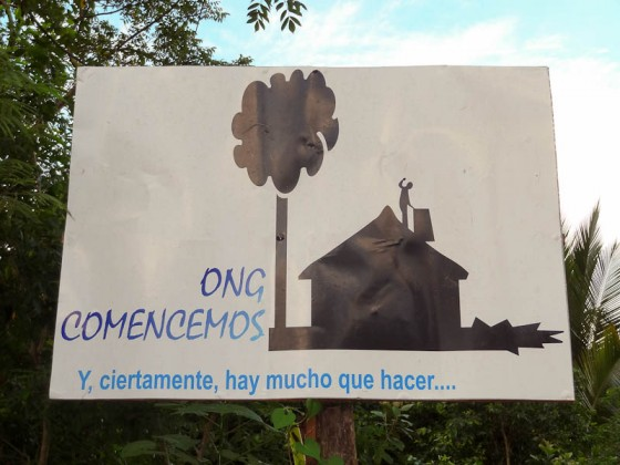 Comencemos Sign