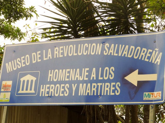 Museum of the Salvadoran Revolution