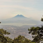 Photo Friday  From One Volcano To Another  San Salvador, El Salvador