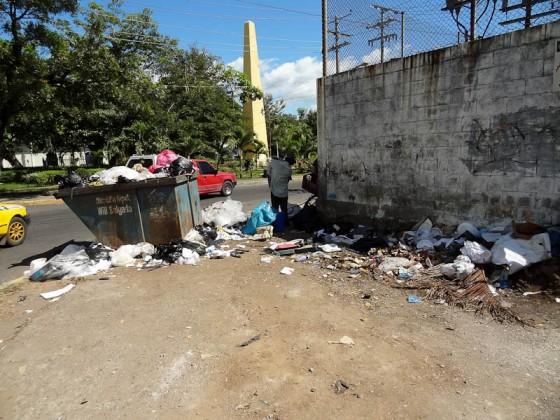 Ineffective Garbage Collection In San Miguel, El Salvador