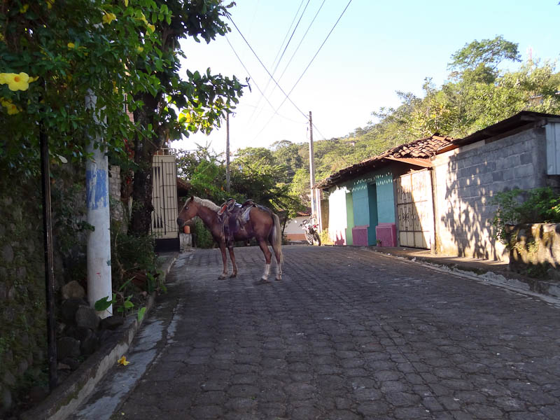Rural Morning - Taken Nov 8, 2011 - Yoloaiquin, El Salvador