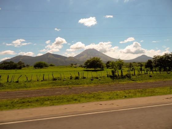 Beautiful Nicaraguan Lanscape