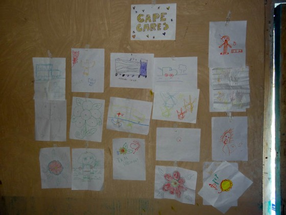Drawings Made By Kids