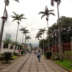 Entering Costa Rica And The Green City Of San Jose
