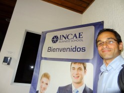 Me At INCAE Business School