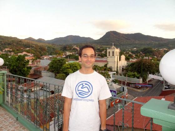 Me In Matagalpa Sunset