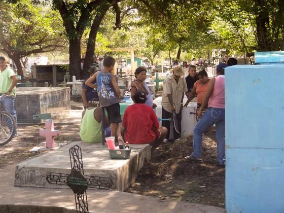 Nacaome, Honduras Cemetery