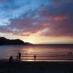 Sunset In Paradise - Taken Dec 18, 2011 - Taganga, Colombia