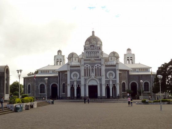 Basilica de Los Angeles costa rica