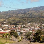 Cartago, Costa Rica - Churches, Ruins, And Freezing
