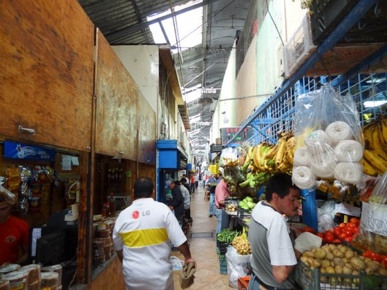 Cartago Central Market