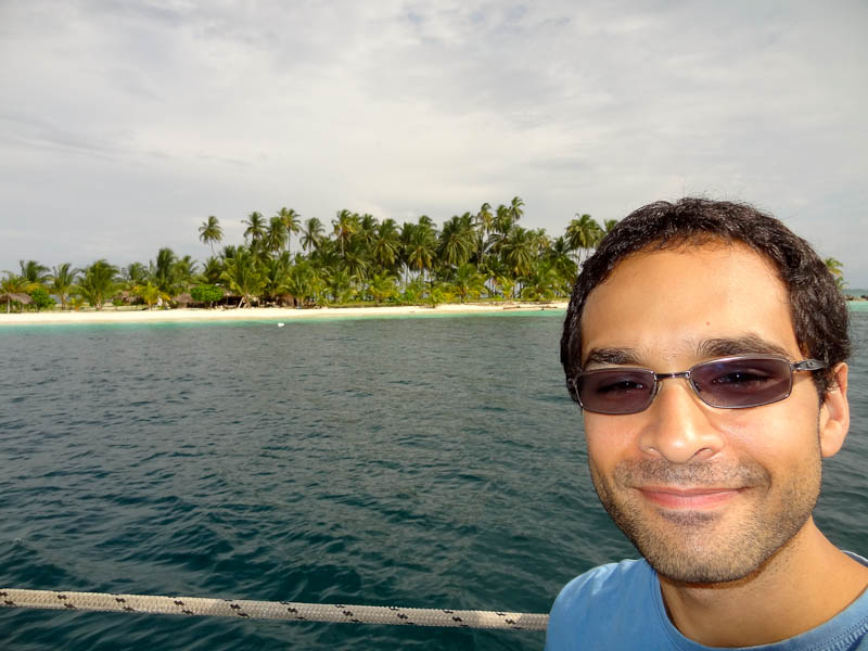 Me With The Island