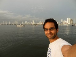 My Arrival In Cartagena, Colombia