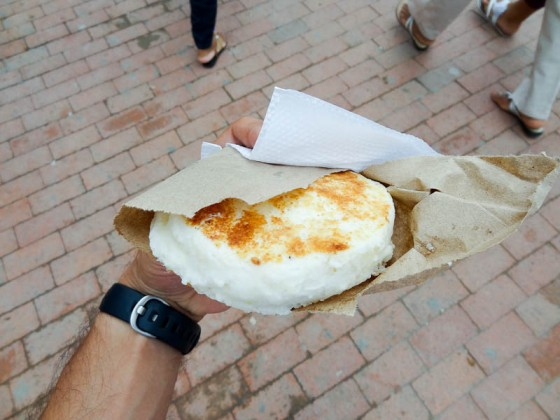 My First Arepa