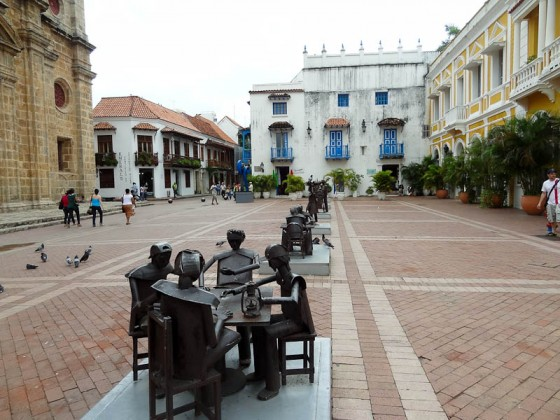 Old City - Plaza