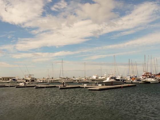 Santa Marta Harbor