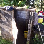My Shower In Chichica, Panama