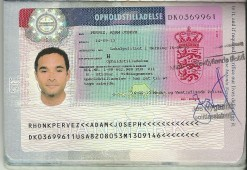 Danish Work Visa