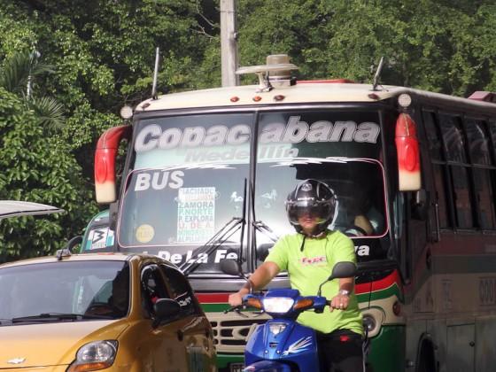 Medellin Bus