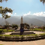 Mountain Scenes In Merida