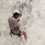 "How ""Let's Visit A Waterfall"" Turned Into Me Rappelling Down A Waterfall"