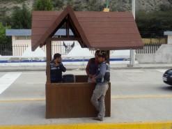 Ecuadoran Anti-Narcotics Police