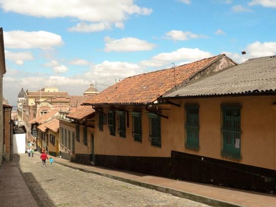 Bogota Scene