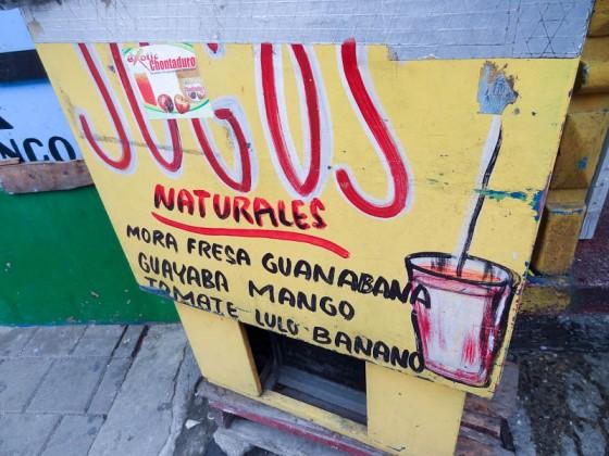 Fresh Fruit Juice Everywhere