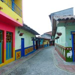 Guatape, Colombia - A Colorful And Artistic Town