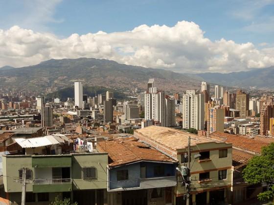 View From Moro El Salvador