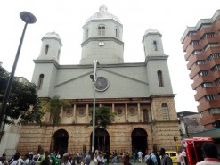 Church In Plaza Bolivar
