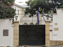 Spanish Embassy In Colombia