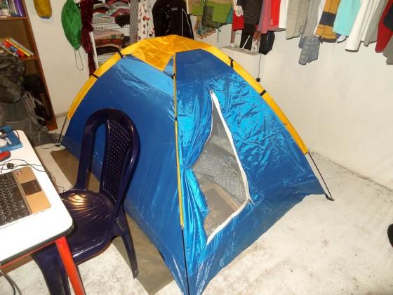 Tent Accommodation