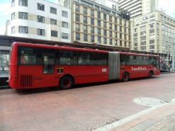 Transmilenio Metro System